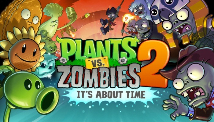 Plants vs Zombies 2 на Андроид