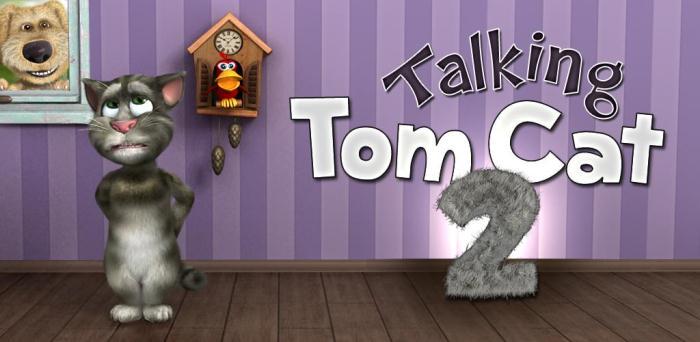 Скачать Talking Tom 2 на Android