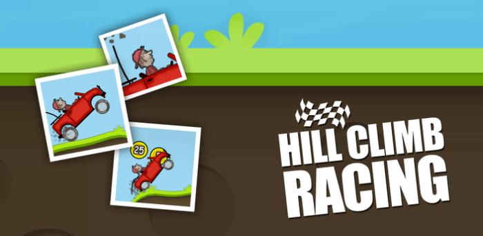 Hill Climb Racing - хит 2013