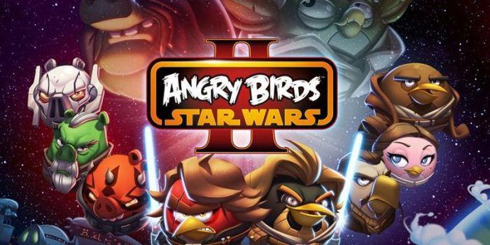 Angry Birds Star Wars II – «Злые птицы» обновились