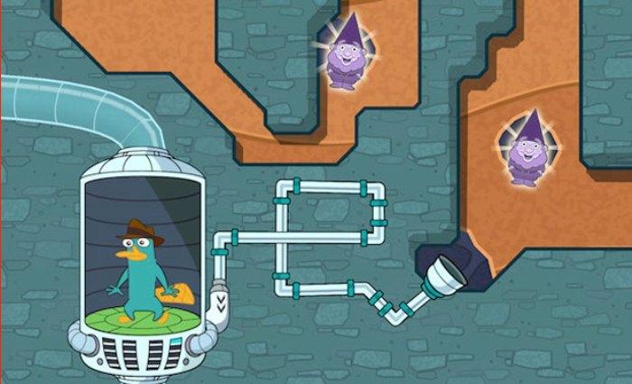 «Где же Перри?» - помогите шпиону спасти мир!