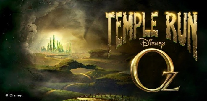 Temple Run: Оз – первое место по количеству скачиваний!