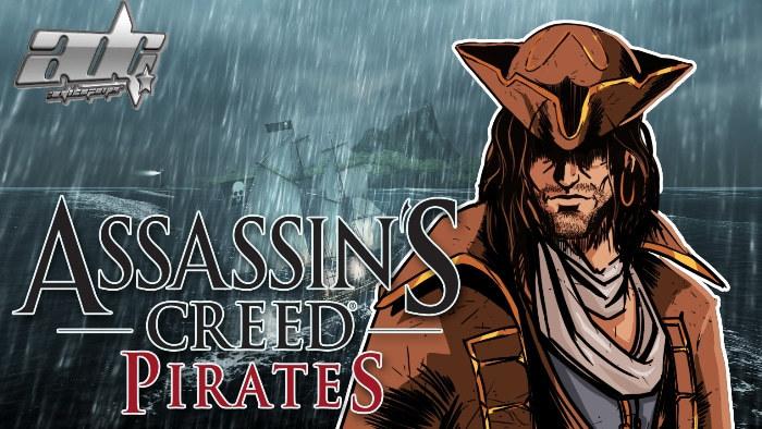Assassin's Creed Pirates – стать пиратом!