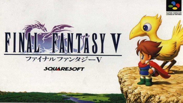 Final Fantasy 5 – кристаллы снова в опасности!