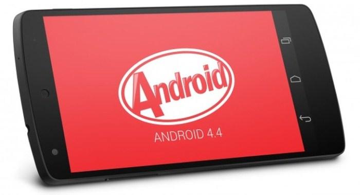 Выходит новая прошивка Android 4.4.2 KitKat