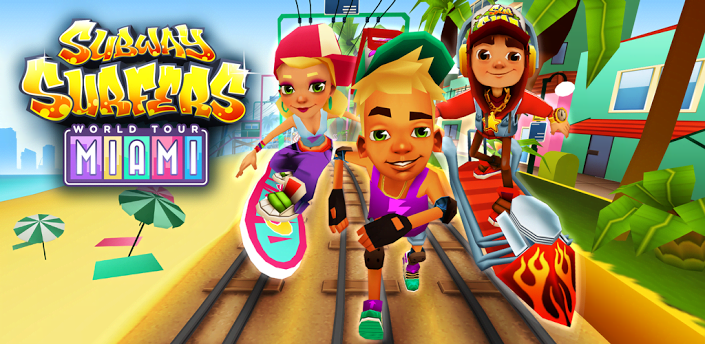 Новый Subway Surfers Miami 1.18