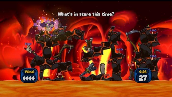 Червячки 2: Армагеддон (Worms 2 Armageddon)