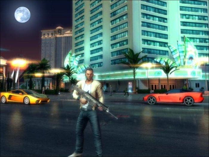 Криминальный Лас-Вегас (Gangstar Vegas)