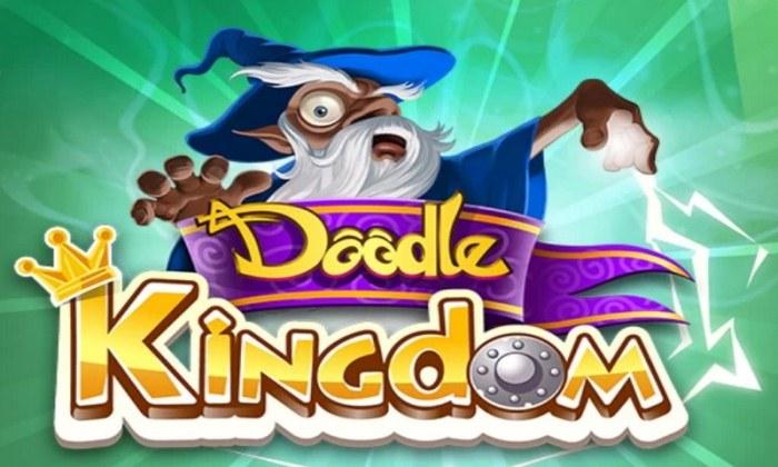 Doodle kingdom – создай королевство и засели его героями!