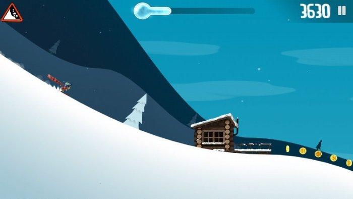 Лыжное Сафари (Ski Safari)