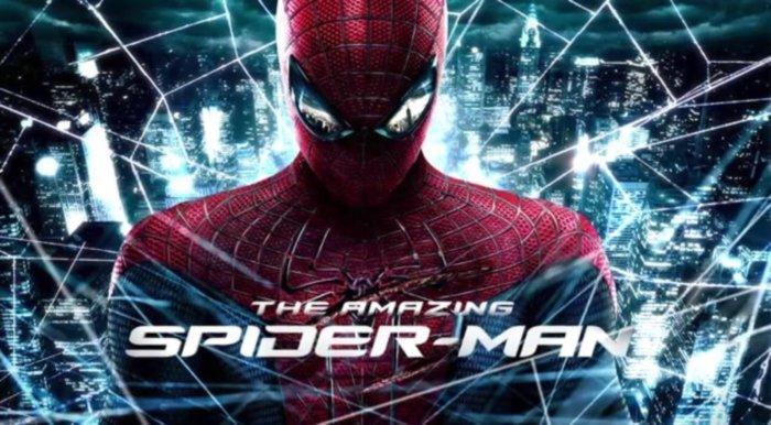 Невероятный Человек - Паук (The Amazing Spider-Man)