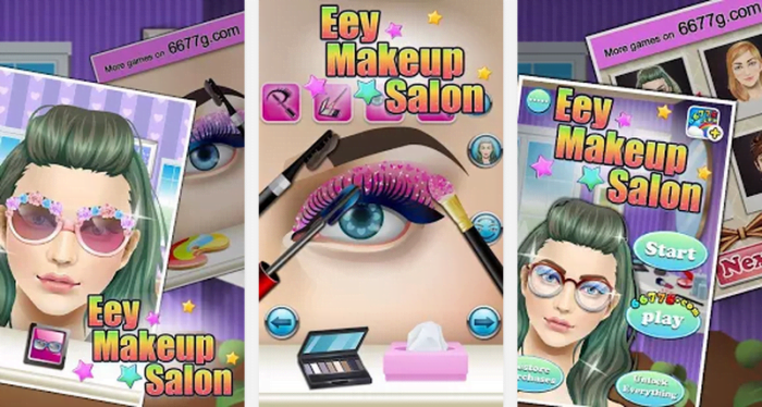 Eyes makeup salon – открой в себе настоящего стилиста!