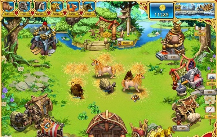 Farm frenzy viking heroes