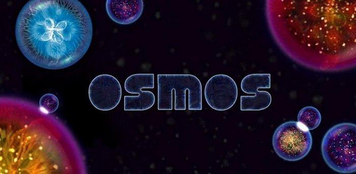 Osmos HD. Космичесская игра на молеккулярном уровне