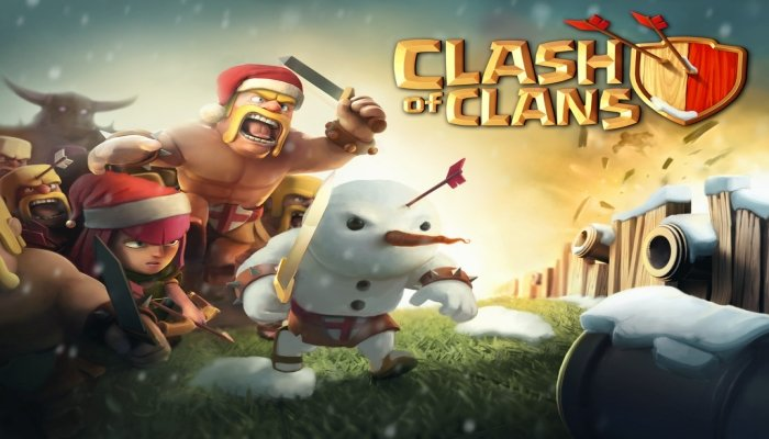 Clash of Clans. Ферма для настоящих мужчин!