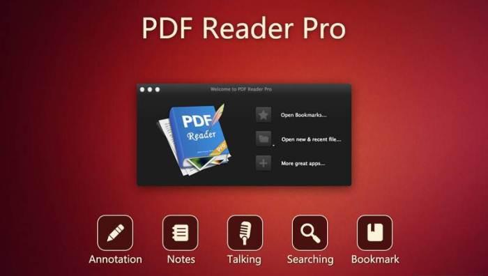 PRO PDF Reader– удобно и практично!