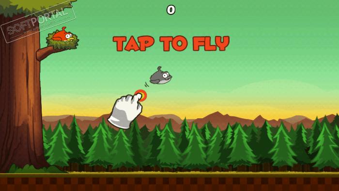 скачать неловкие птицы на андроид