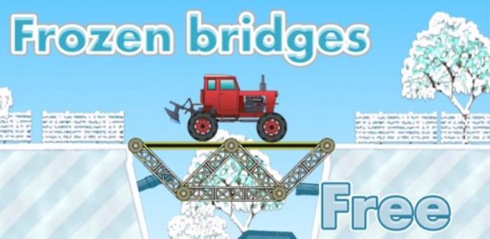 Замерзшие мосты на андроид. Frozen bridges