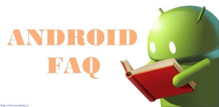 Вопрос-Ответ по Андроид платформе