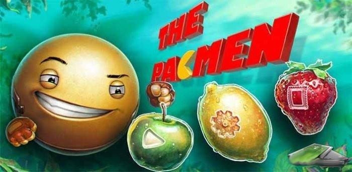 The Pacmen на android, колобок возвращается