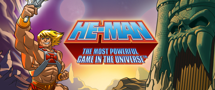 Скачать взломанный He-Man: The Most Powerful Game на андроид