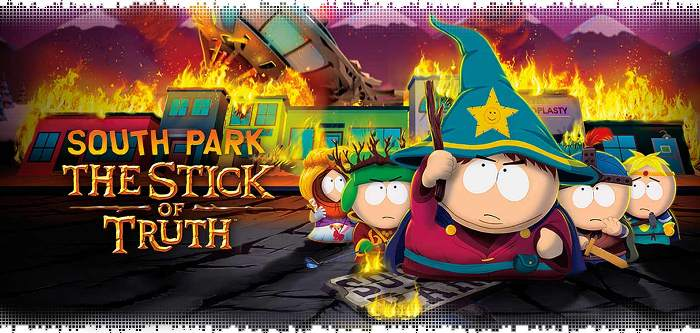South Park The Stick of Truth на Android, кинь палку правды!