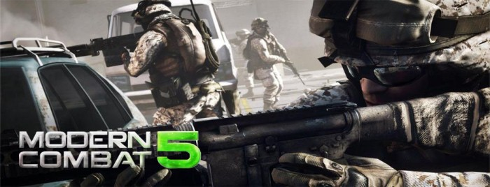 Modern Combat 5: The Last War на android, последняя война
