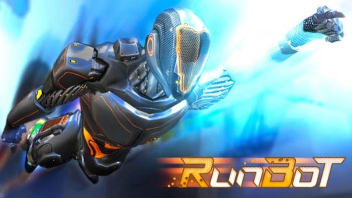 RunBot v1.1 на android, оригинальный раннер