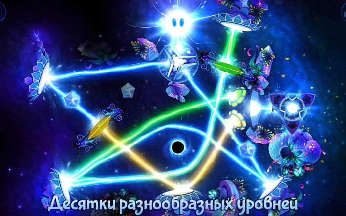 Взломанный God of Light HD на android (Бог Света)