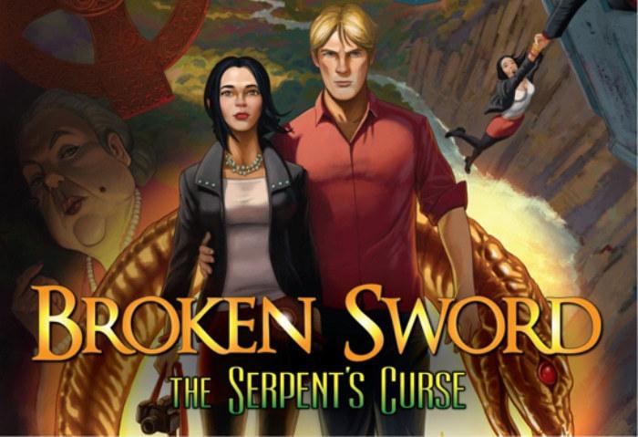 Взломанный Broken Sword 5 на android, сломанный меч 5