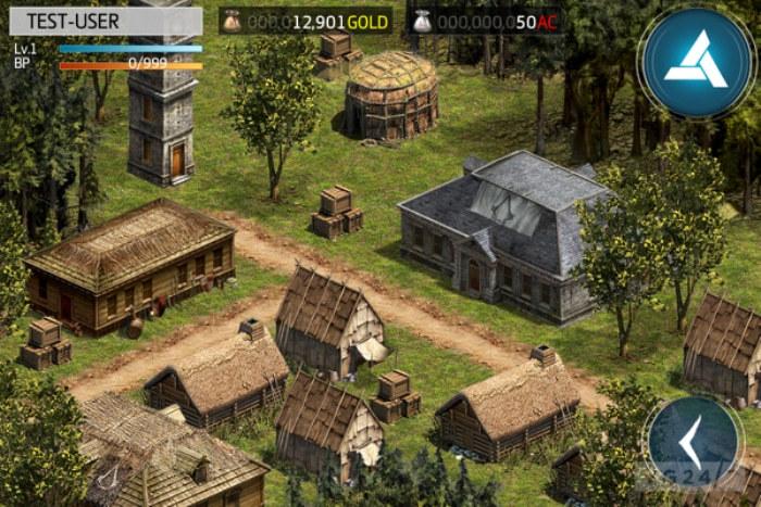 Assassin's Creed Utopia на android - теперь стратегия!