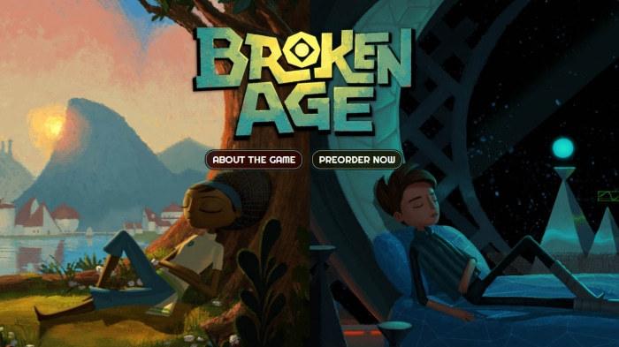 Broken Age на android, приключения начались
