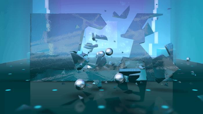 Smash Hit для Андроид + премиум мод на бесконечные шары