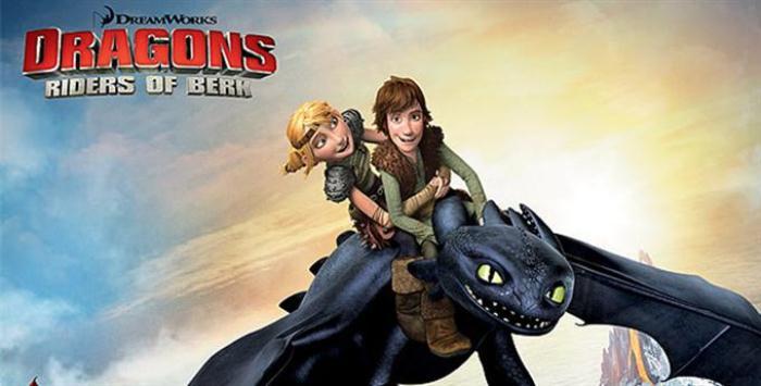 Dragons: Rise of Berk - Как приручить дракона
