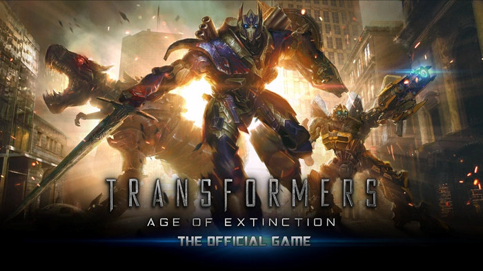TRANSFORMERS AGE OF EXTINCTION на Android