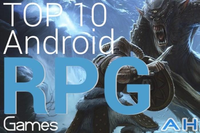 Топ 10 РПГ на андроид 2014, лучшие ролевые игры