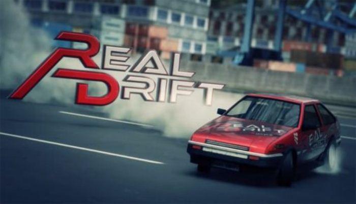 Real Drift Car Racing на андроид - реальный дрифт