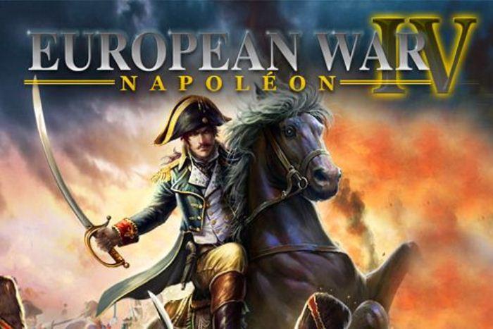 European War 4: Napoleon - Европа в войне!
