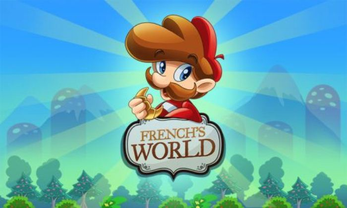 French's World на Android, новый Марио 2014 года