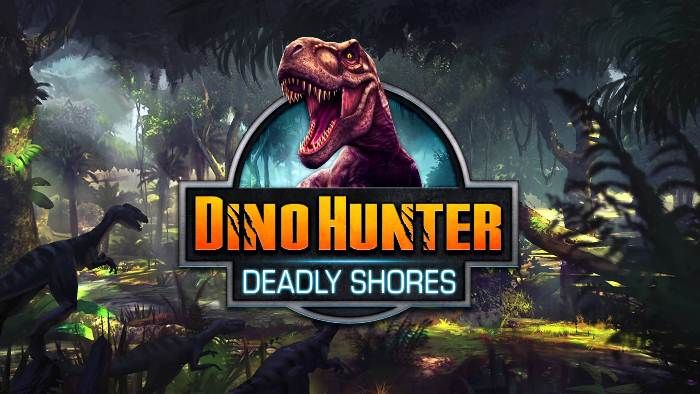 DINO HUNTER: DEADLY SHORES на Android, скачать игру