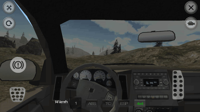 4x4 Mountain Racer для андроид