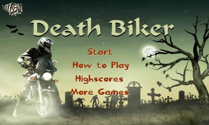 Death Biker - Racing Moto для android, обзор