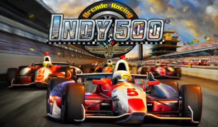 Взломанный INDY 500 Arcade Racing на Android