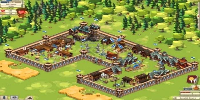 Empire: Four Kingdoms+чит