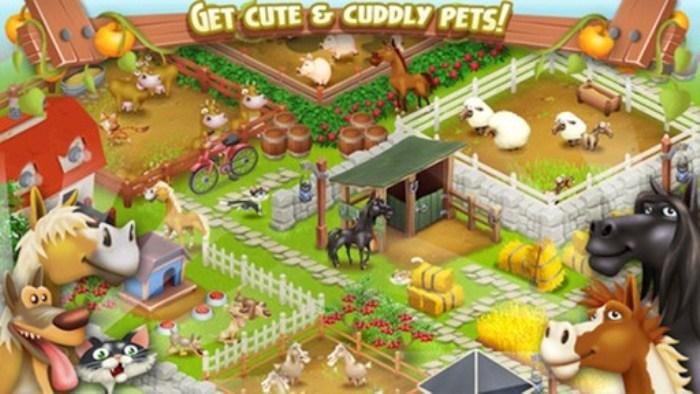 Hay Day на андроид - крутая ферма + чит версия