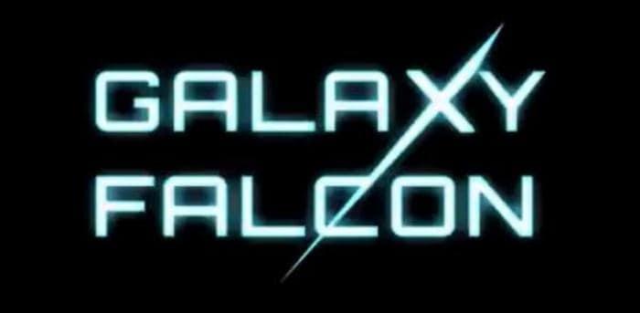 Galaxy Falcon на андроид, космическая аркада
