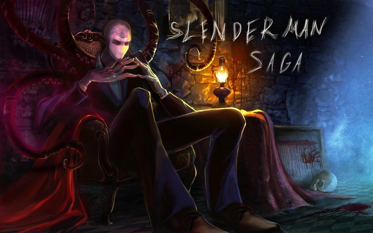 Slender Man Saga на Андроид - опасности ждут вас!