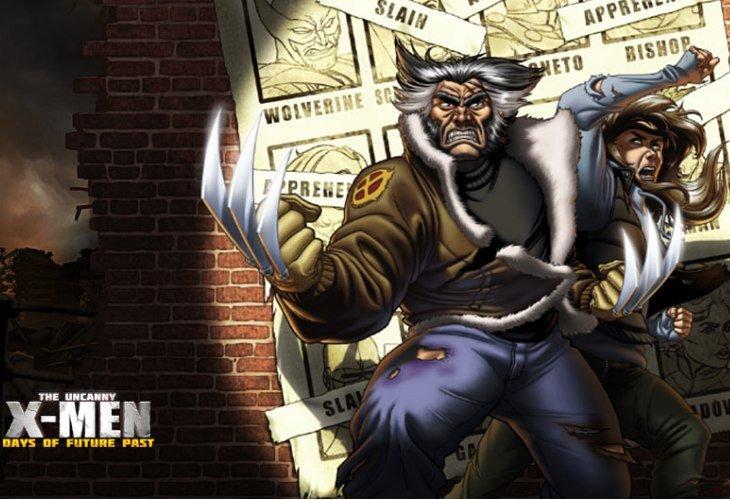 X-Men: Days of Future Past на Андроид - легенда возвращается!