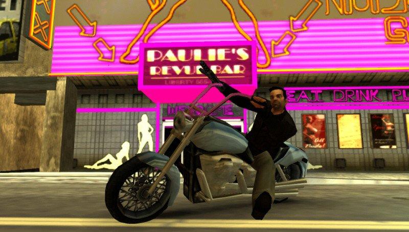 скачать GTA Liberty City Stories