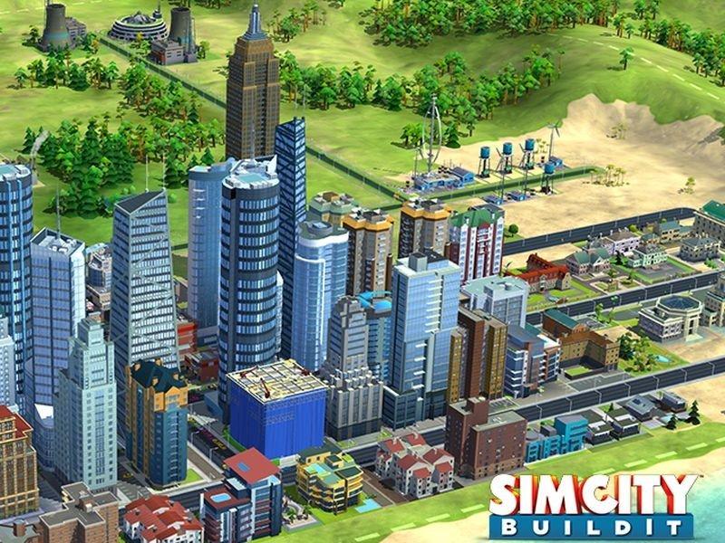 SimCity BuildIt Взломанный